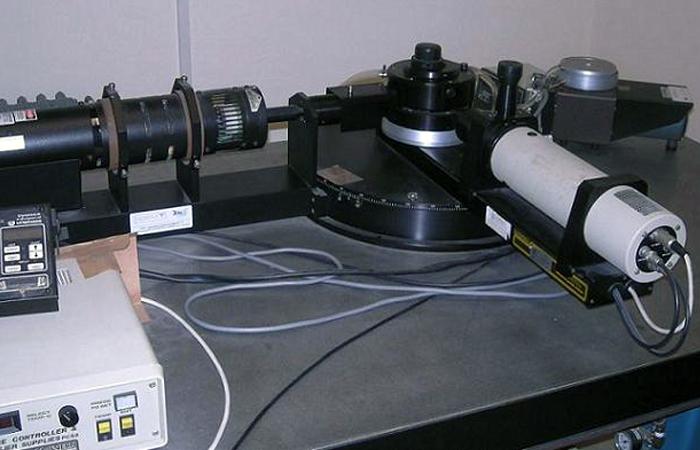 U12-E04. Malvern 4700 Spectrometer