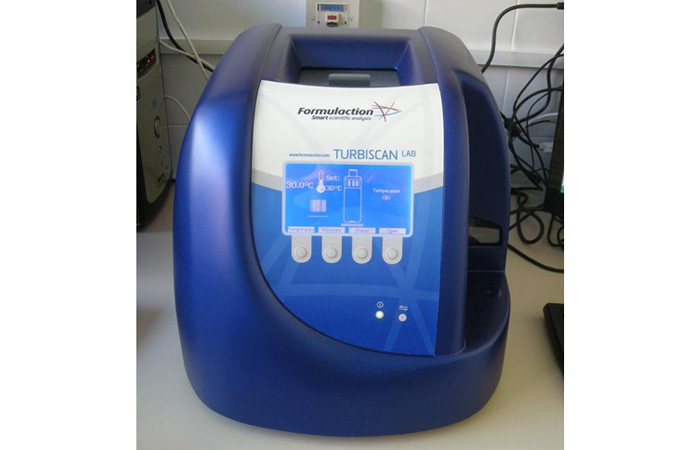U12-E13. Turbiscan-lab-backscattering-stability-analyzer-formulaction