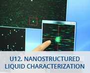 U12-Nanostructured liquid characterization unit