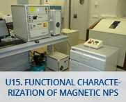 U15-Functional Characterization of Magnetic NPs Unit