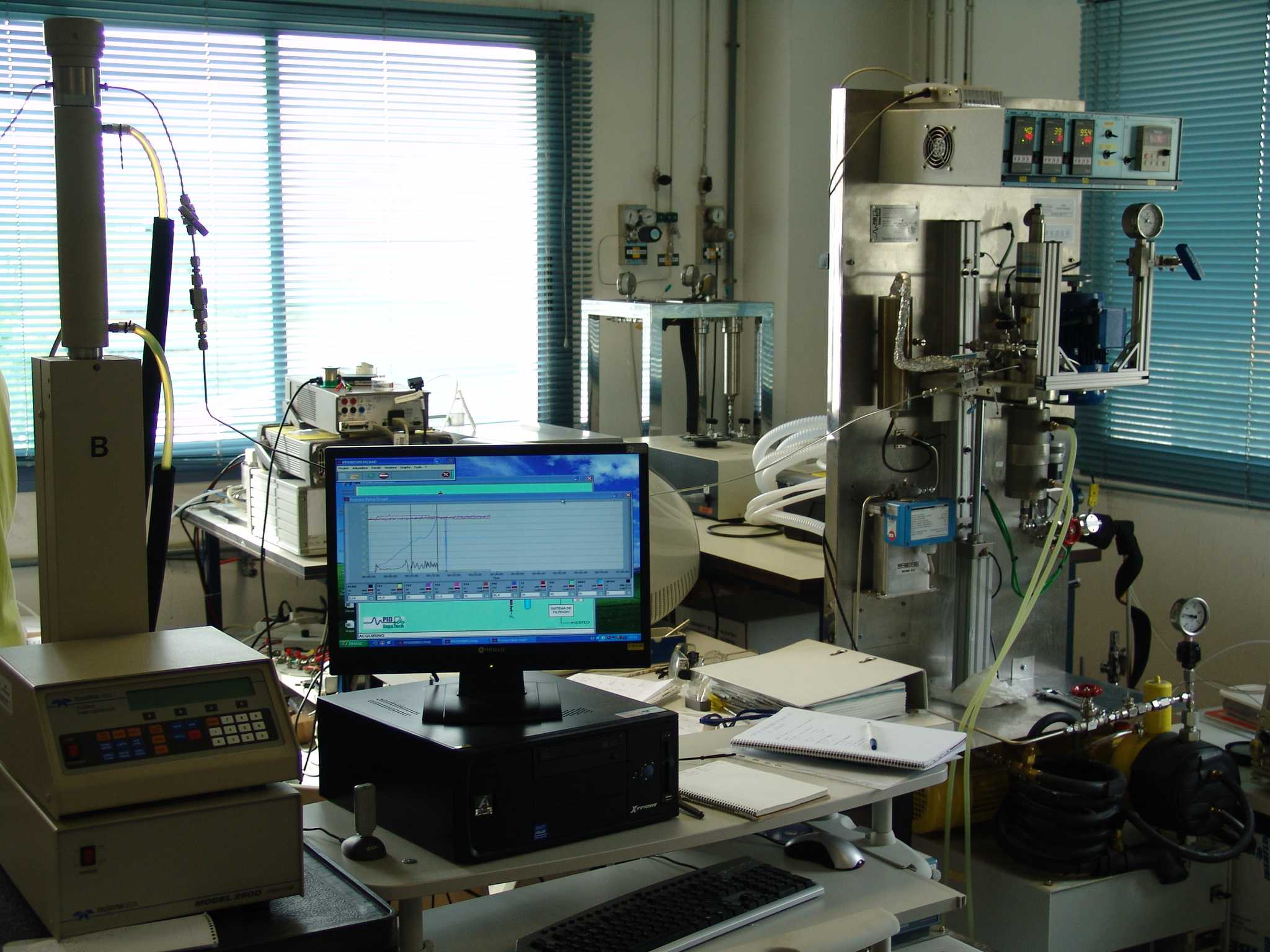 Compressed fluid-based technology platform for biomaterials processing