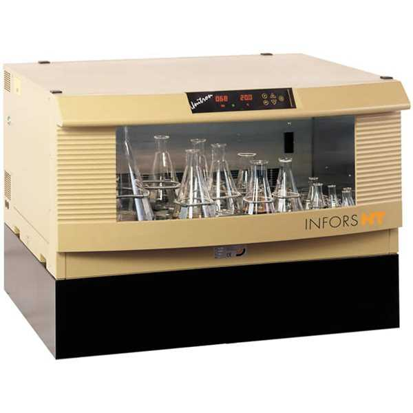 U1.E03_INCUBATOR SHAKER WITH COOLING UNIT FOR INSECT CELL SUSPENSION