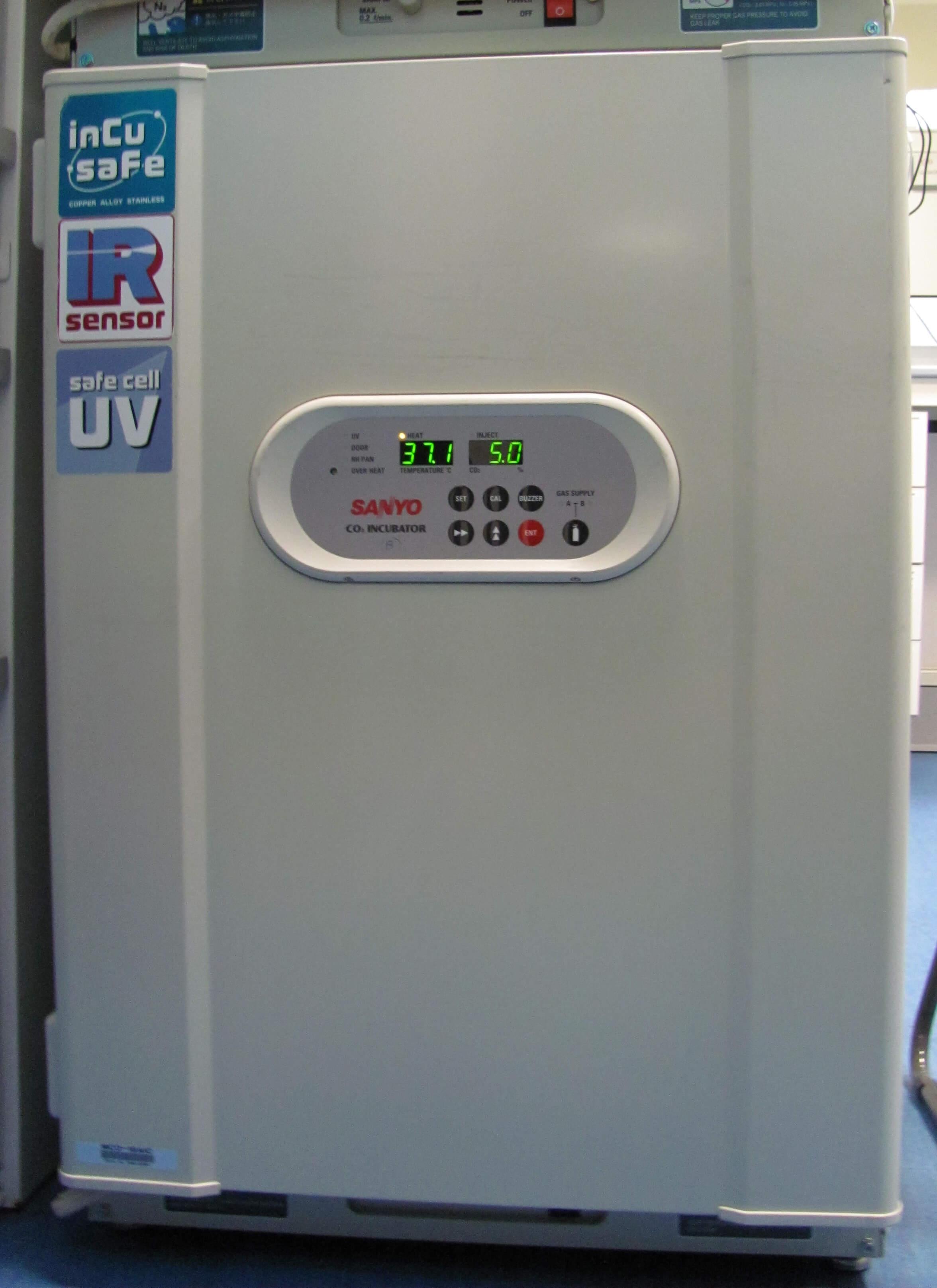 Cell culture incubator E04