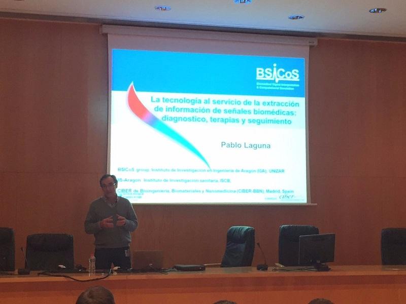 Nanbiosis U27_Biomedical Signal Interpretation & Computational Simulation (BSICoS)_Zaragoza