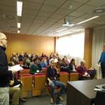 Nanbiosis U6_Nanomol Group_ARBRE Zaragoza meeting - feb 2016