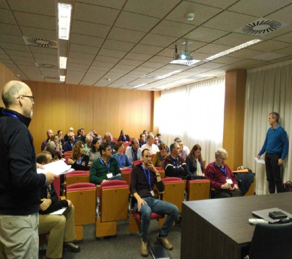 Nanbiosis U6_Nanomol Group_ARBRE Zaragoza meeting - feb 2016