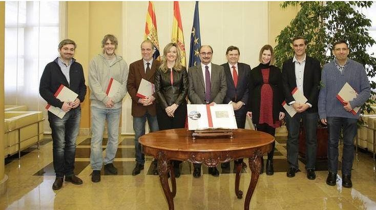 Nanbiosis_U27_U9_Three researchers of NANBIOSIS among the seven Aragonese scientists granted with an ERC.