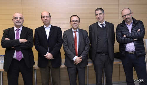 Josep Samitier, Scientific Director of Unit 7 of NANBIOSIS_named new president of ACER