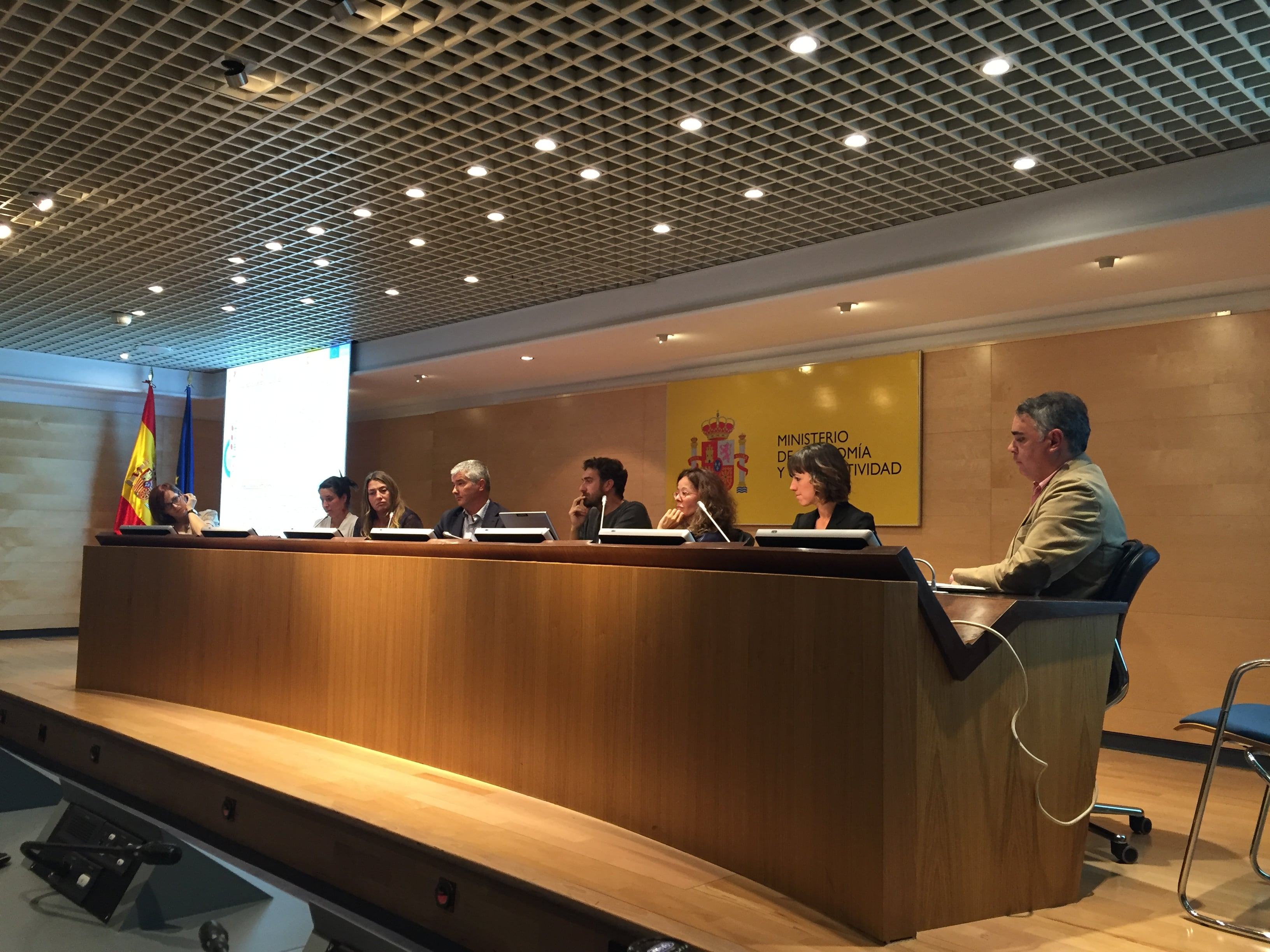 NANBIOSIS participates in the round table of the Working Day on Dissemination of ICTS