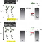 Nanbiosis-U6-Chemical control over the energy-level alignment in a two-terminal junction
