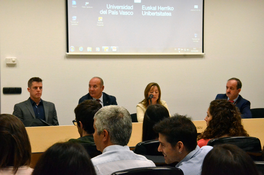 Midyear meeting in Vitoria of European project DRIVE
