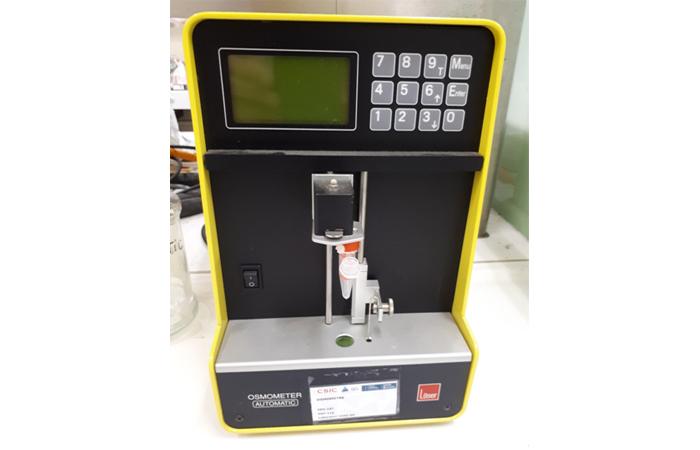 U12-E20. Osmometer Type 15 (Löser Messtechnik)